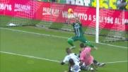 La Juventus dilaga a Udine ma Karnezis evita guai peggiori e para il tiro di Khedira