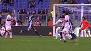 La Lazio fa festa con Wallace: è suo il goal del 3-1 sul Genoa