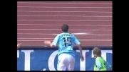 La Lazio fa tris con Pandev contro il Livorno