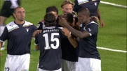 La Lazio pareggia al Manuzzi con il rigore di Hernanes