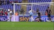 La Lazio riacciuffa il Palermo con un goal di punta di Mauri