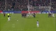 """La """"maledetta"""" di Pirlo regala la vittoria alla Juventus contro il Genoa"""