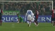 La papera di Eduardo regala la gioia del goal a Muntari