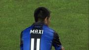 La parata di Marchetti salva la Lazio sul tiro di Maxi Moralez