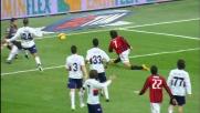 La parata di Rubinho nega il goal a Pato