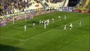La punizione di Biglia fa tremare la traversa del Parma