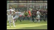 La punizione di Riise piega le mani a Dida: gran goal della Roma