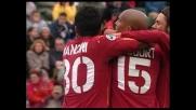 La Roma si gusta la magia di Chivu, gran goal contro l'Udinese