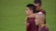 La Roma si porta sul 2-0 contro l'Udinese: Perotti trasforma anche il secondo penalty