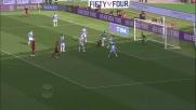 La Roma vola con il goal al volo di capitan Florenzi che vale il 3 a 1 nel derby