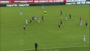 La ruleta di Candreva impreziosisce Lazio-Bologna