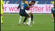 La ruleta di Ronaldinho lascia senza parole Vieira