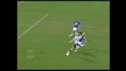 La Sampdoria si salva contro la Lazio grazie al palo sulla conclusione di Tare