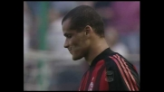 La traversa nega un goal memorabile a Rivaldo