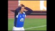 La zampata di Carparelli trova il palo contro l'Udinese