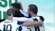 La zampata di Higuain affonda la Lazio, Juventus sul 2-0