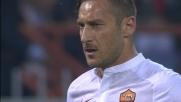 Lamanna respinge la conclusione di Totti da punizione