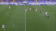 Lamanna respinge una pericolosa incursione del Cagliari