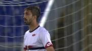 Lamanna vola e nega il goal a Milinkovic-Savic
