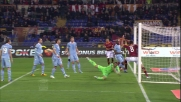Lamela sbaglia un goal clamoroso nel derby