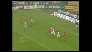 Langella, sinistro violento che fa tremare il palo dell'Udinese