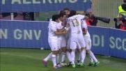 Lapadula di tacco segna il suo primo goal in Serie A