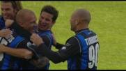 L'Atalanta di Conte passa in vantaggio a Udine con il goal di Tiribocchi