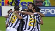L'autogoal di Canini fissa il risultato sul 2-0 per la Juventus