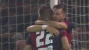 L'autogoal di Kucka lancia il Genoa e affossa il Milan