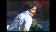 Lavezzi apre la sagra del goal fra Genoa e Napoli