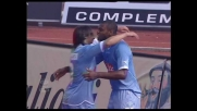 Lavezzi regala a Zalayeta il primo goal del Napoli al Friuli di Udine