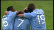 Lavezzi trova il goal da 25 metri contro il Bari