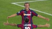 Laxalt, incursione e goal: doppietta contro il Milan per l'uruguaiano