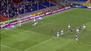 Lazio vicina al goal a Genova: Cavanda ci prova di potenza