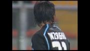 Lazio vicina al goal a Genova: il destro di Simone Inzaghi esce di poco