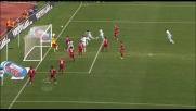 Lazio vicinissima al goal con la traversa di Firmani