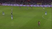 Lazovic spreca una chance clamorosa in Genoa-Sampdoria