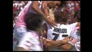Leandro Rinaudo porta in vantaggio il Palermo a Livorno