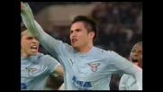 Ledesma sblocca il derby con la Roma con un goal da 30 metri