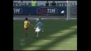 Ledesma spaventa la Lazio ma il palo salva i biancocelesti