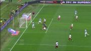 Legrottaglie interviene malamente e sigla un'autorete contro la Lazio