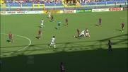 Lemina sfiora un gran goal contro il Genoa