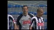 L'Empoli non riesce a superare il muro alzato da Handanovic