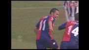 Leon apre la sagra del goal fra Udinese e Genoa con un gran tiro da fuori