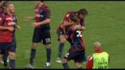 L'errore di Muslera regala a Matri il goal vittoria sulla Lazio