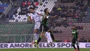 L'espulsione di Cataldi mette nei guai la Lazio al Mapei Stadium