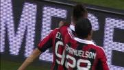 L'inserimento di El Shaarawy vale il goal del vantaggio del Milan
