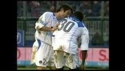 L'Inter completa la rimonta di Cagliari grazie alla doppietta di Martins