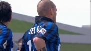 L'Inter pareggia al Friuli con la rete di Sneijder