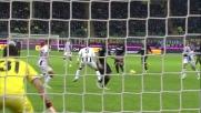 L'Inter passa in vantaggio con l'Udinese grazie al goal di Icardi